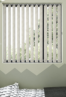 Chic vertical blinds image for decor, cream - vertical blind ... giqteab