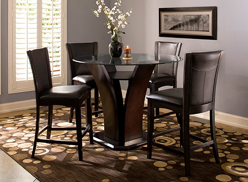 Introduction to counter height dining sets