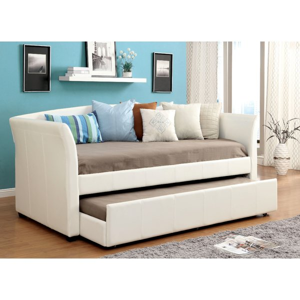 Collection day bed hokku designs roma daybed with trundle u0026 reviews | wayfair rbwxsoz