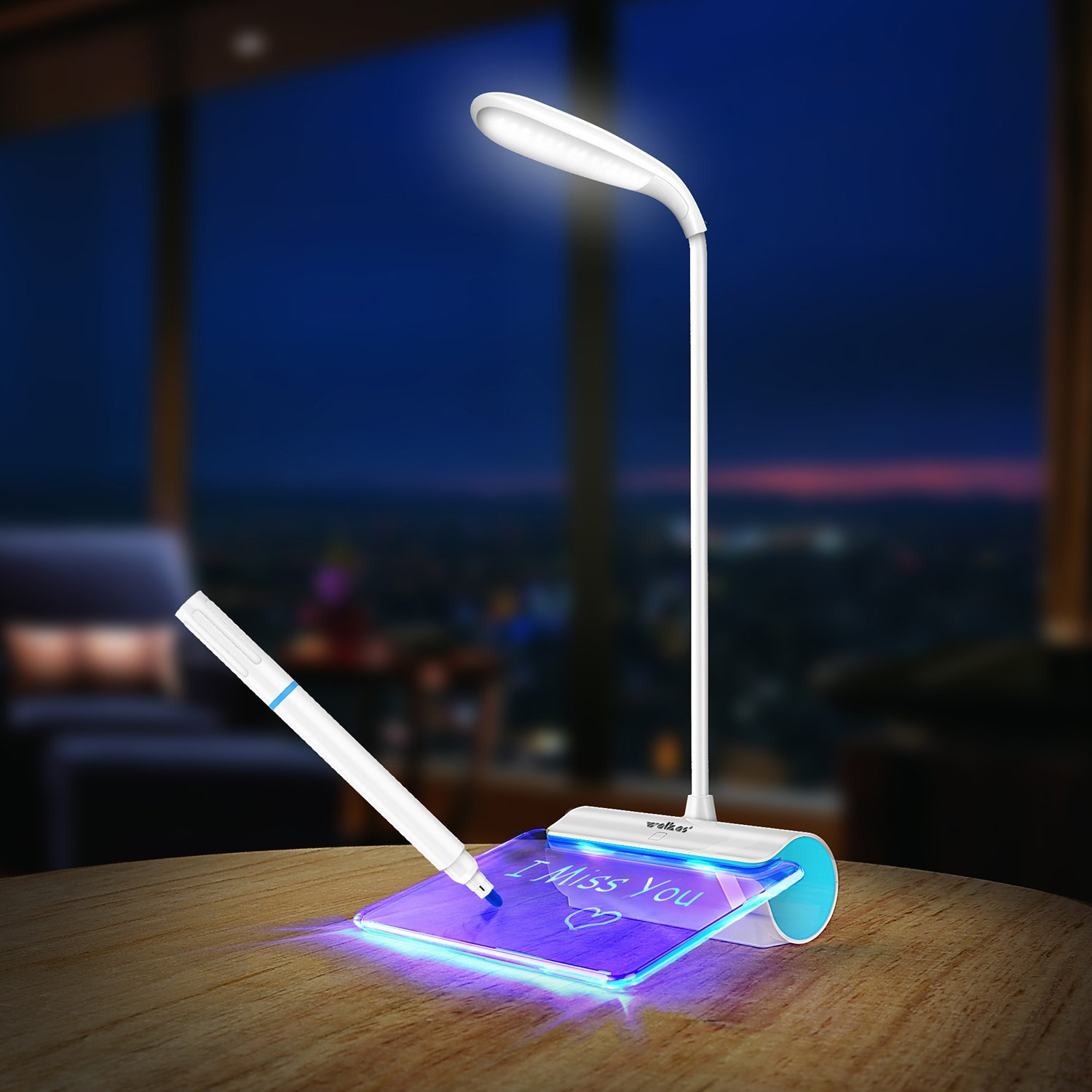 Protect your vision with reading lamp
