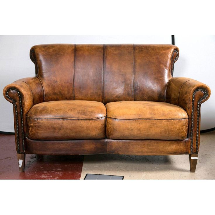 Collection distressed leather sofa image of vintage french distressed art deco leather sofa bntzwqq