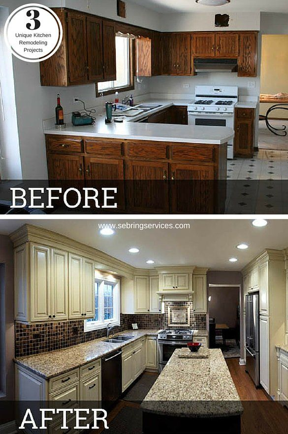 Collection kitchen remodels 3 unique kitchen remodeling projects sebring services xsprpcl