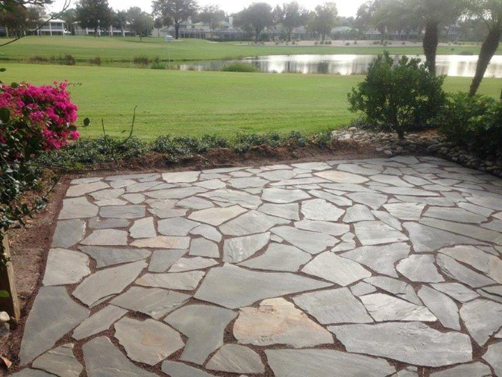 Collection of flagstone pavers in and near captiva florida wplgfoj