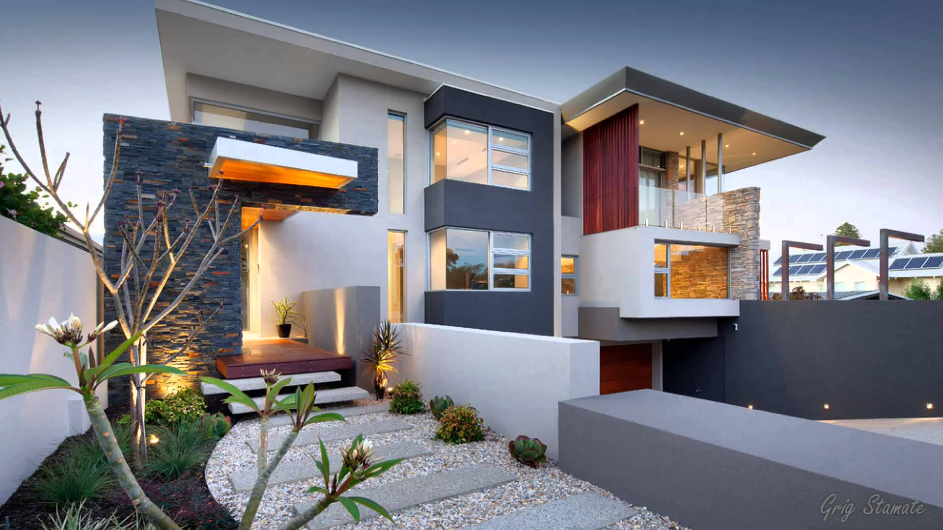 An overview of modern homes