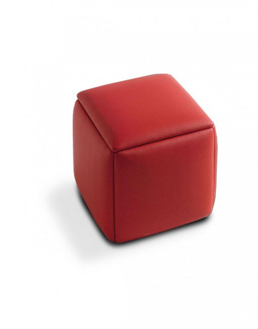 Collection ottoman furniture cube-5-in-1-ottoman seat-in-red ltkscno
