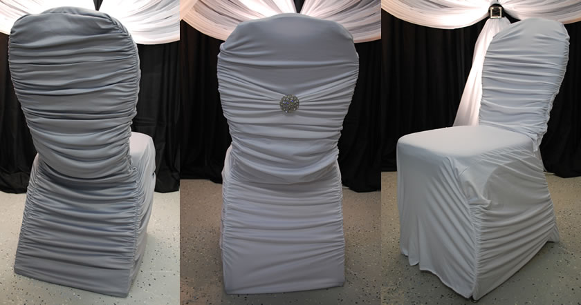 Collection ruched chair covers hhsslet