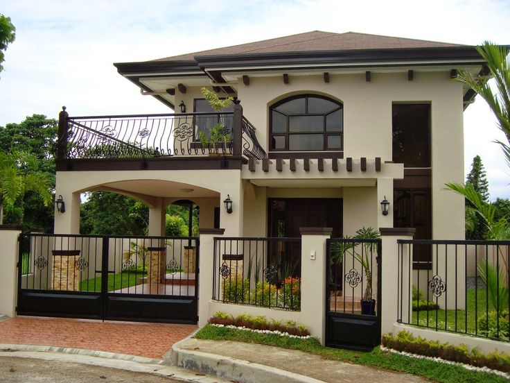 Collection small house design 33+ beautiful 2-storey house photos ycqckdm
