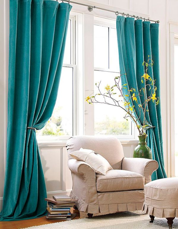 Collection turquoise curtains turquoise window curtains in home decor qldffyk