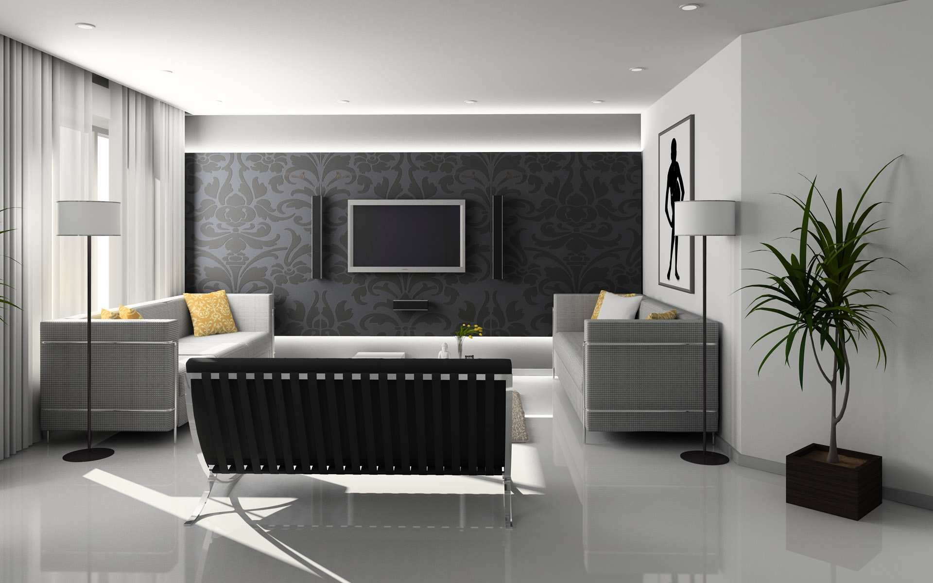 How to make your house look good with interior design