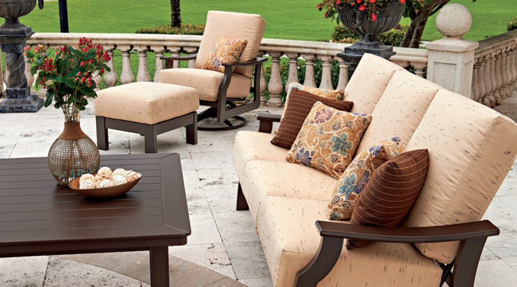 Compact contemporary outdoor patio furniture ... sherwood_collection_1 · outdoor  seating | ambler fireplace mqdaqwp