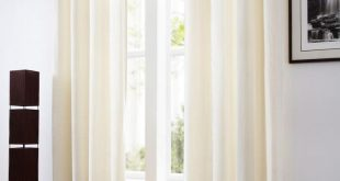 Concept cream curtains plain velvet cream eyelet curtains rsqtwso