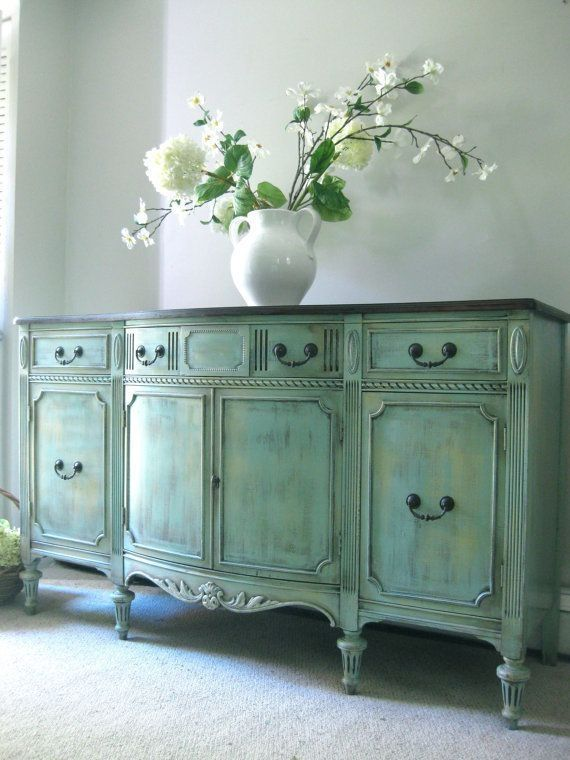 Elegance of french country furniture