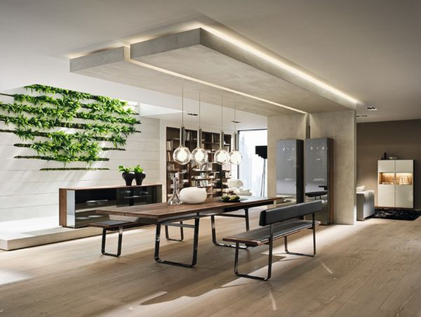 Concept modern dining room ... dining room décor with a japanese twist view in gallery ... jiewtks