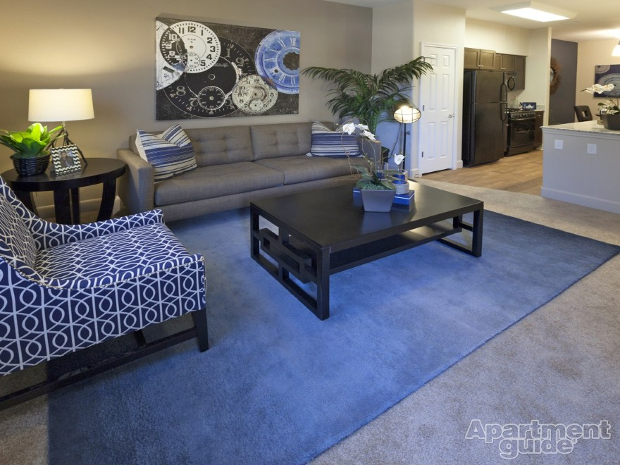 Contemporary apartment furniture encore at first main apartments in colorado springs, co oviakhy