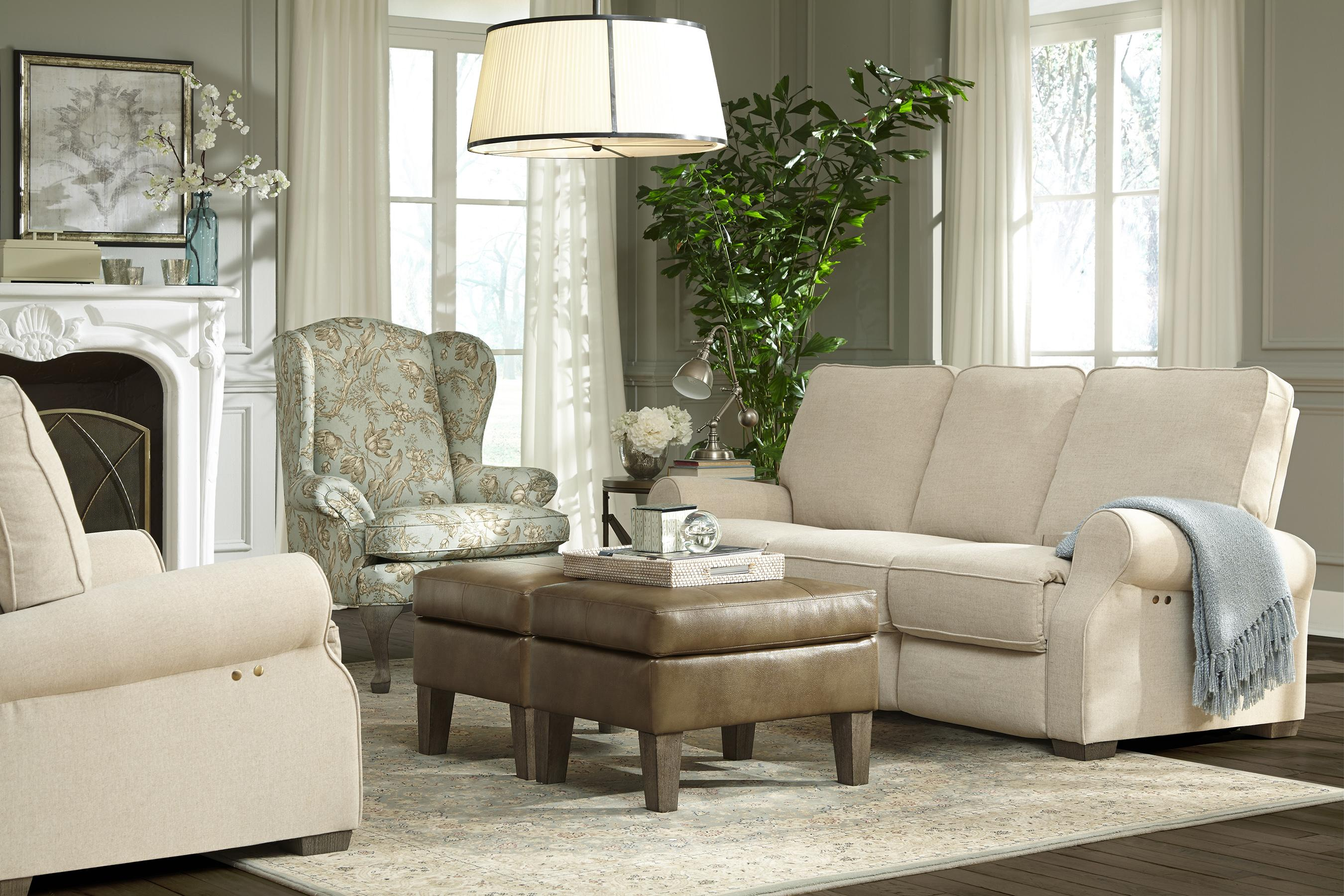 Contemporary best home furnishings hattie traditional power reclining sofa with high  legs - zsnnrst