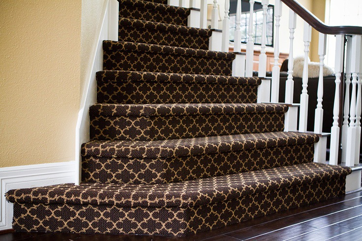 Contemporary carpet for stairs creative-carpet-runners-for-stairs svimhth