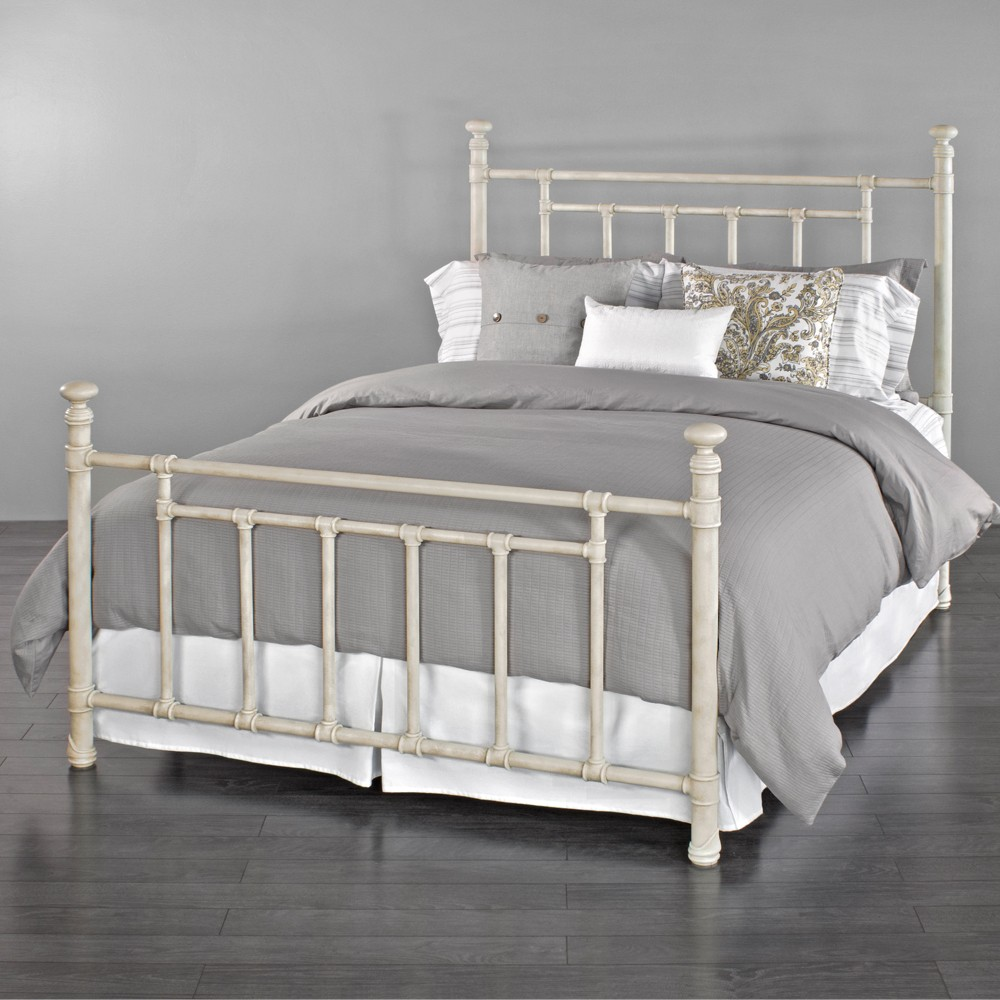 Contemporary iron bed frames blake iron bed by wesley allen zxadksw