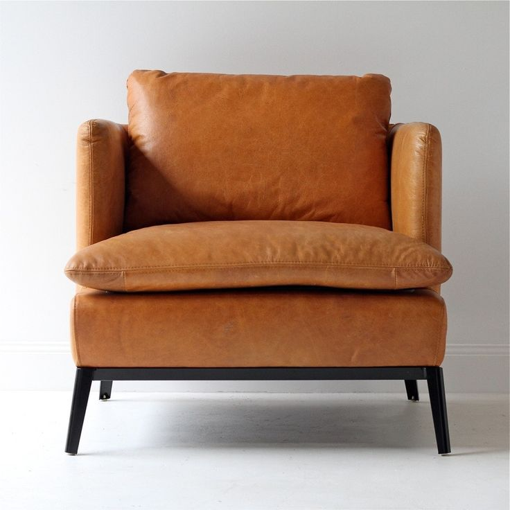 Different types of leather chairs that give extra comfort