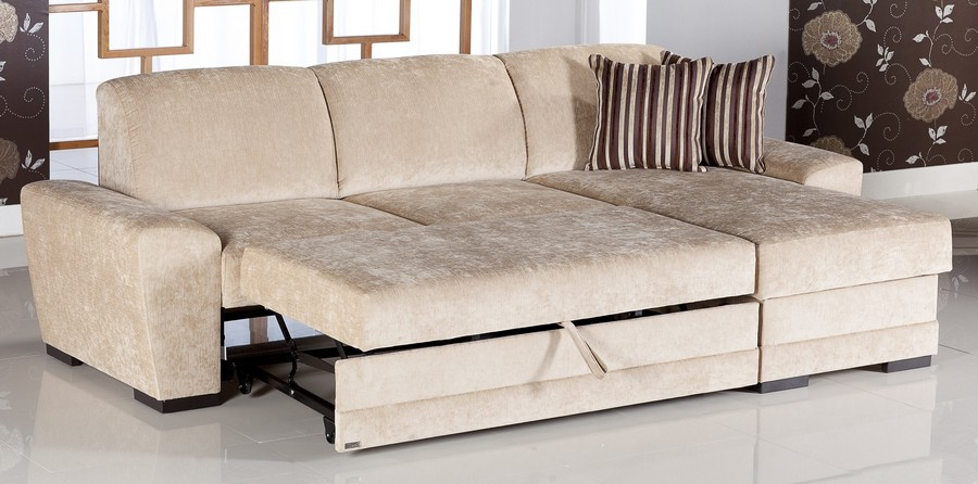 Contemporary mesmerizing sectional sofa bed with white cream colored sofas softly  elegant design evlmywj