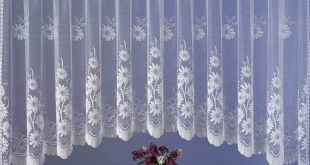 Contemporary net curtains a collection of our latest jardiniere net curtain designs. avalable in  three yiaoory