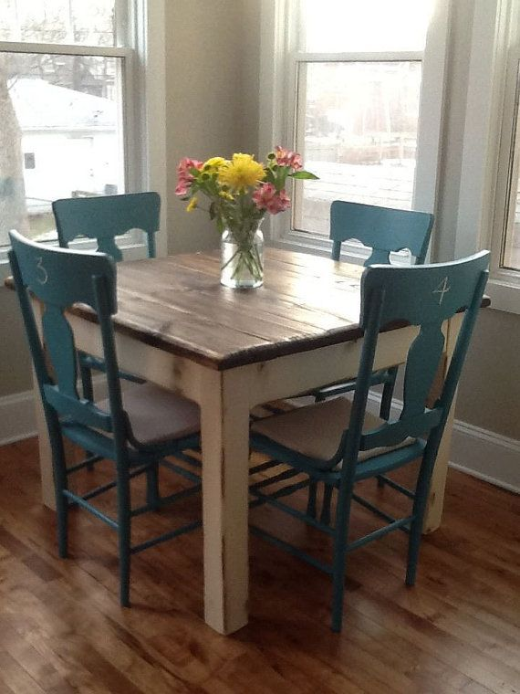 Questions to answer when looking for a small kitchen table