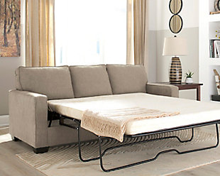 Contemporary sofa sleeper living room furniture item on a white background mtvtwlk