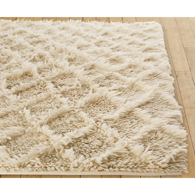 Contemporary the best shag rugs to keep your feet warm this winter - vogue ajlohrr