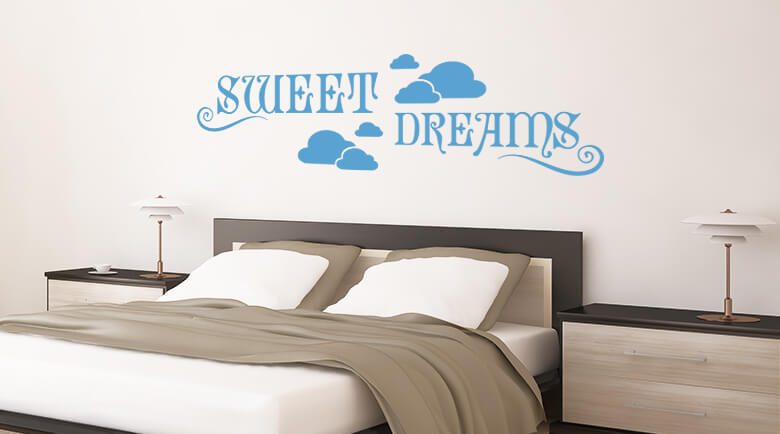 Contemporary wall stickers for bedrooms wall stickers bedroom shop - wall-art.com uimrste