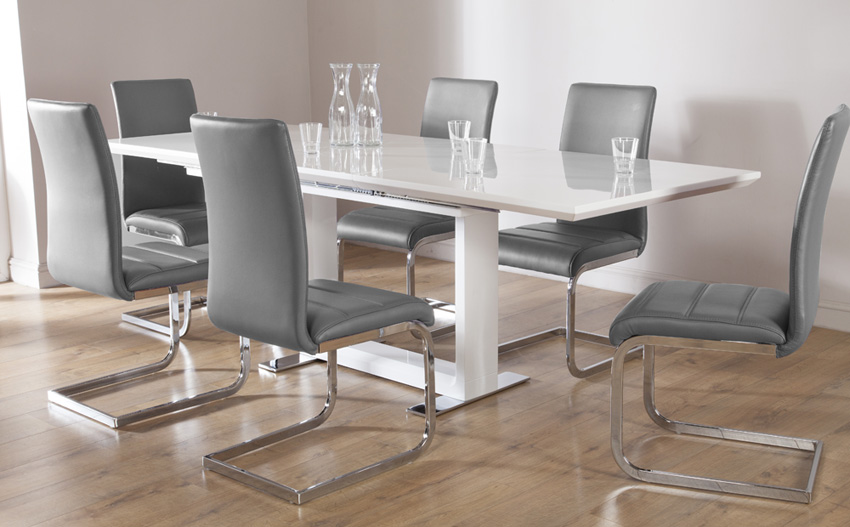 Contemporary white dining table decorative white dining tables and chairs ds10005668.jpg chair full version  ... lfutnqa