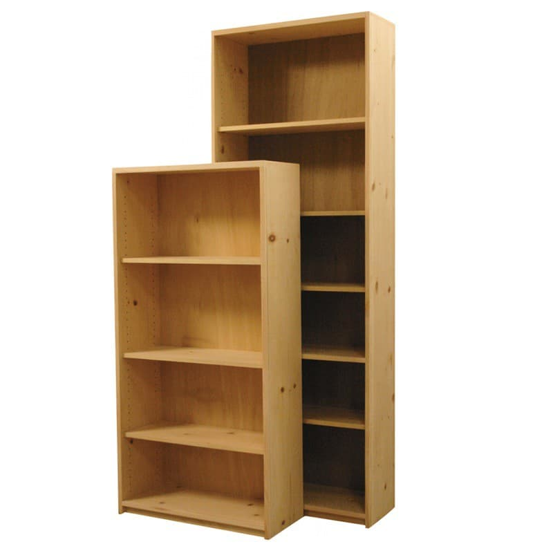Cool basic wood bookcases sliilqz