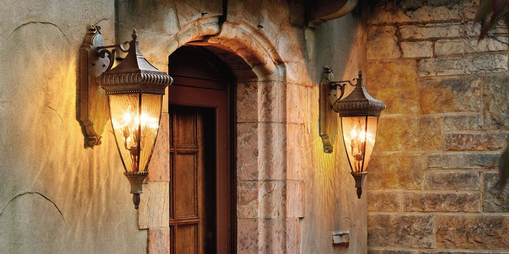 Give an amazing look with outdoor lighting fixtures