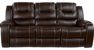 Cool reclining sofas baycliffe brown reclining sofa - sofas (brown) uxvpekz