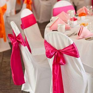 Cozy banquet chair covers uygczqw