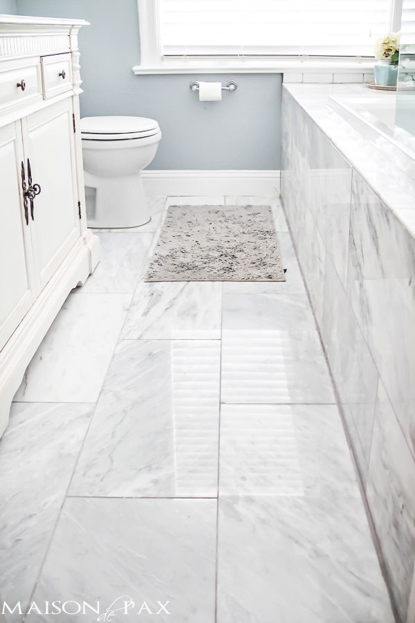 Cozy bathroom floor tiles 10 tips for designing a small bathroom. white tile floorstile ... drkquud