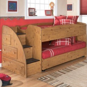 Cozy childrens bed twin loft bed with storage via wayfair ejiogkp