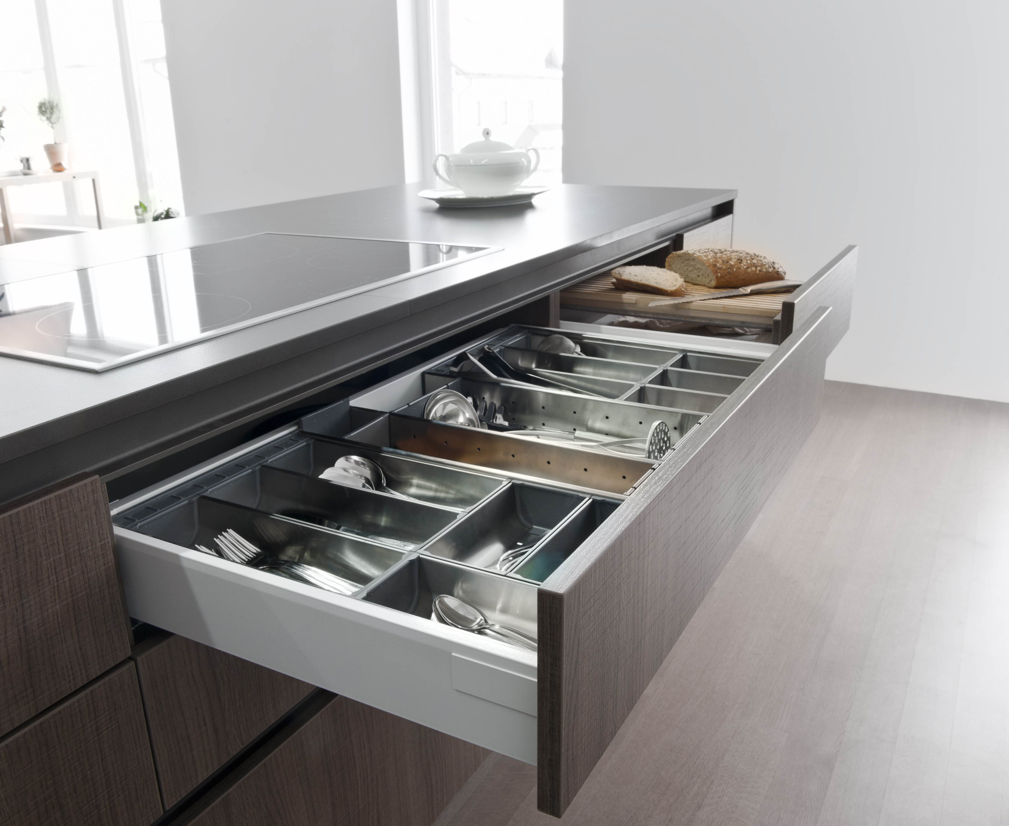 Cozy ... fix your kitchen drawers in a cinch with kitchen drawers ... etauwde