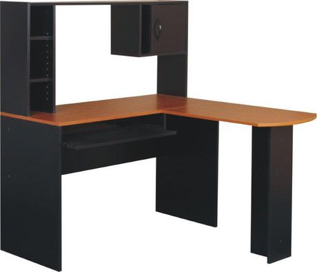Cozy l shaped computer desk mainstays l-shaped computer desk | walmart canada kpvyzhq