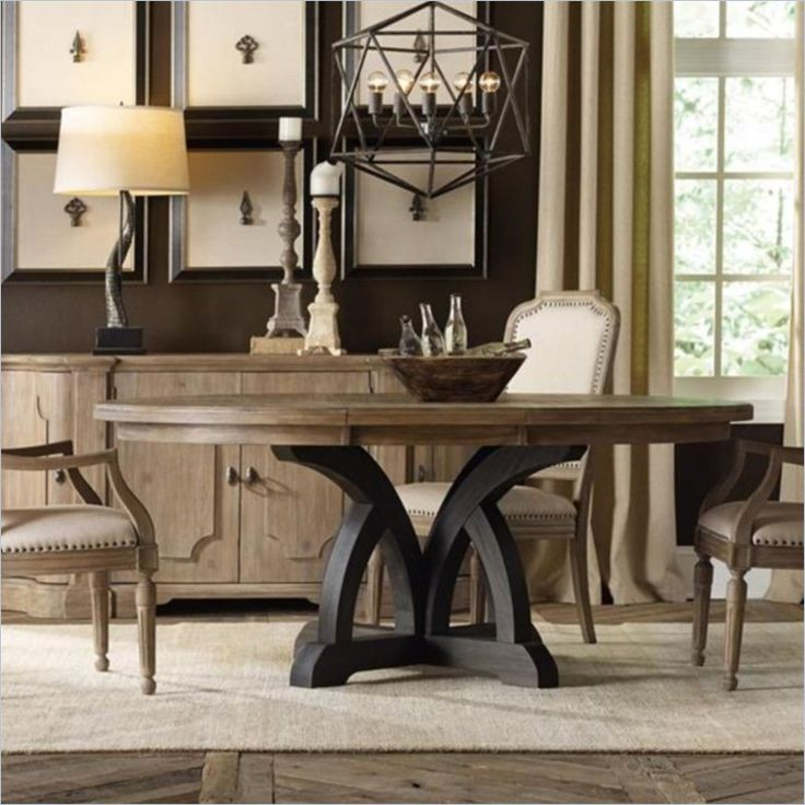 Cozy round dining tables hooker furniture corsica 54 fvnmcxb