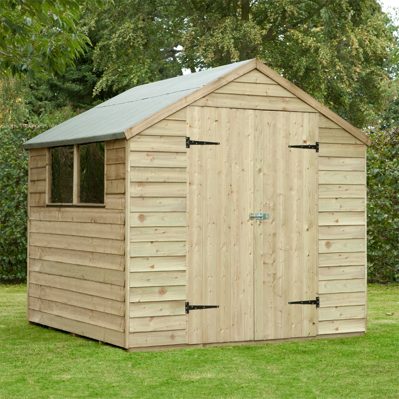Cozy wooden sheds iemoipp
