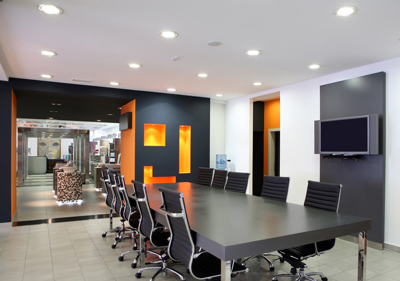 Office décor to make comfortable work zone
