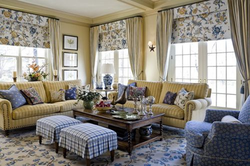 Creative cottage style furniture living room furniture design country cottage decoration window treatments  pictures tvcwkbm
