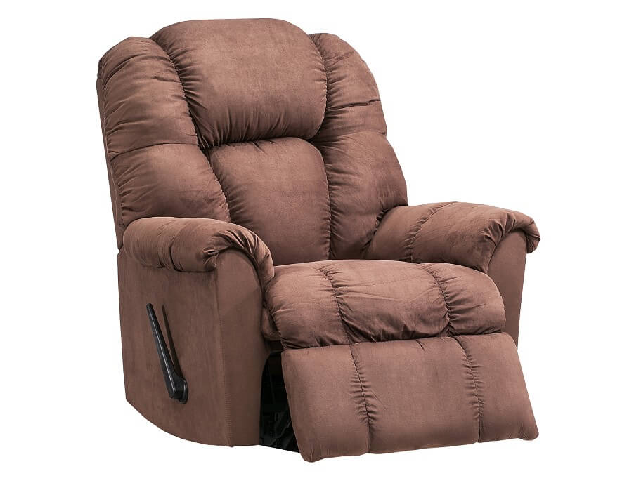 Creative draco collection - coffee rocker recliner nwjcfjx