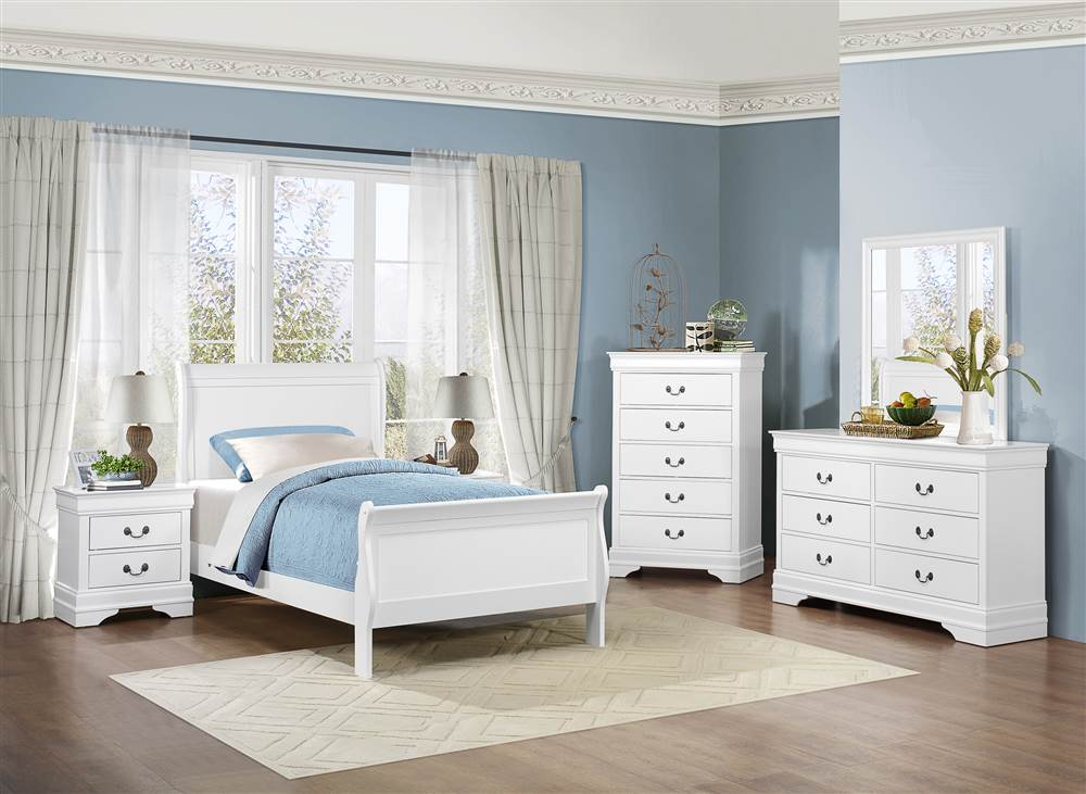 Essential parts full size bedroom sets