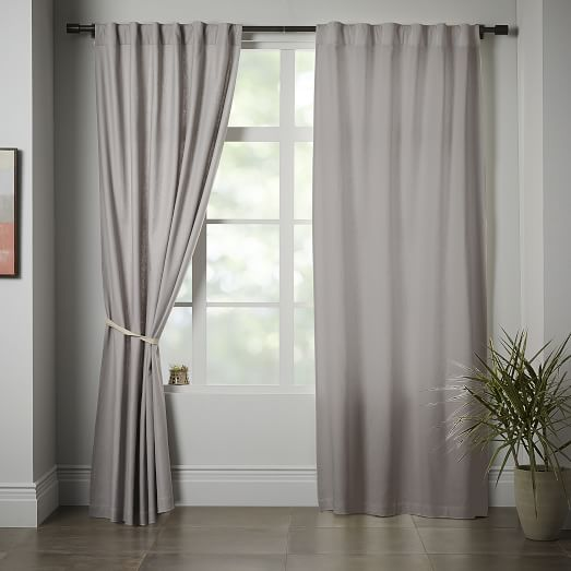 Creative linen curtains linen cotton curtain - platinum fxipwkr