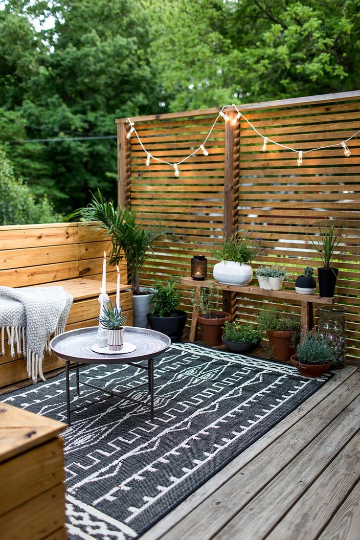 Creative small patio ideas small outdoor spaces suffer the same fate as indoor rooms- where to put orieaql