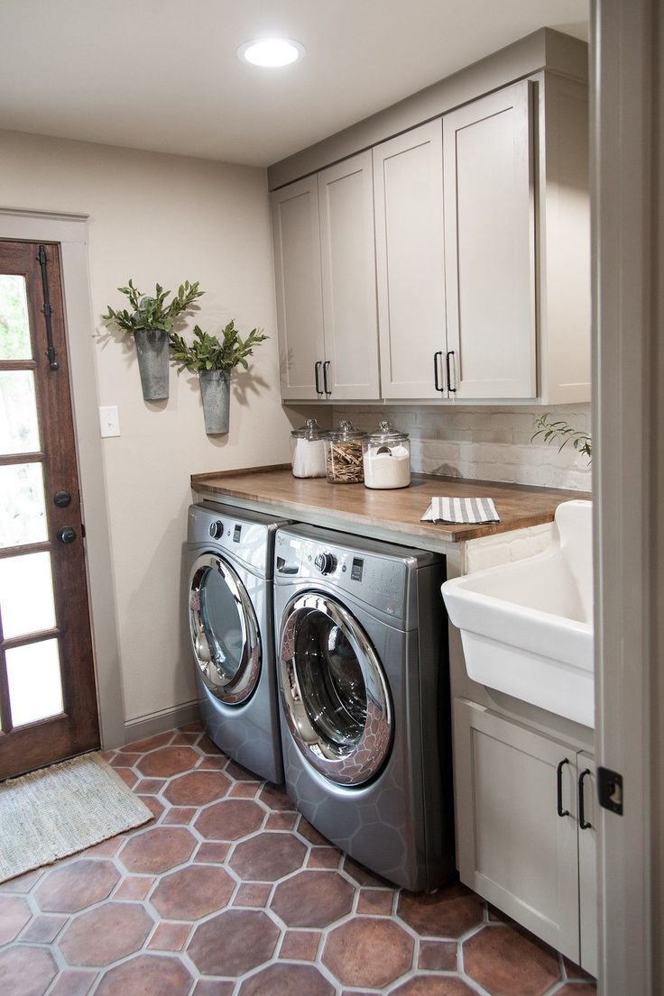 Tips in getting your laundry room organised