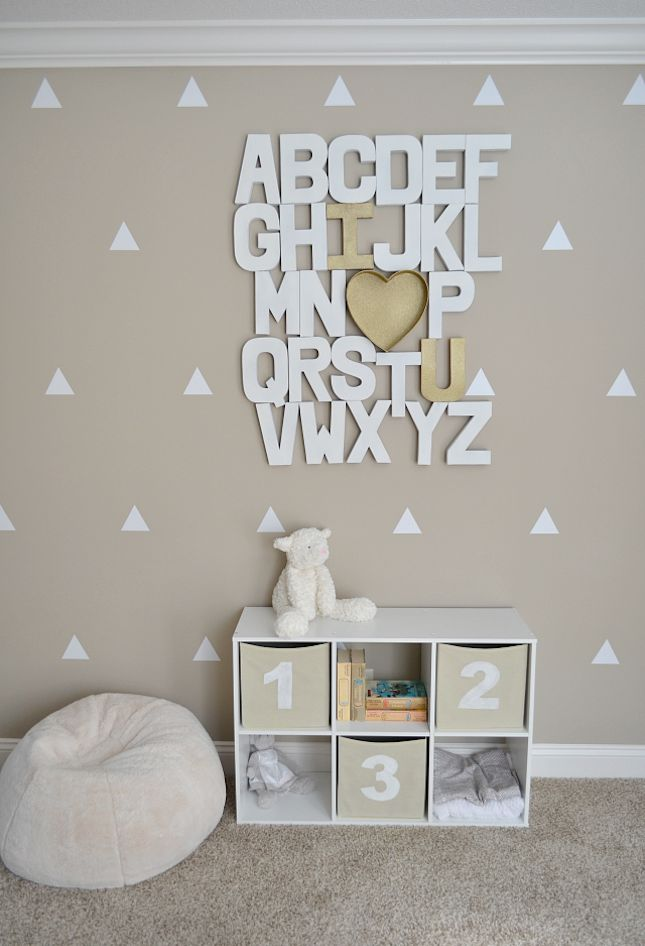 Cute baby room decor 25 ways to diy a dreamy baby room svhlwkq