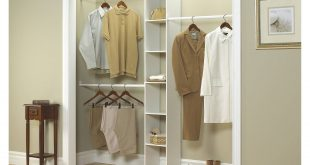 Cute closetmaid vertical closet organizer, 12 nhdakrk