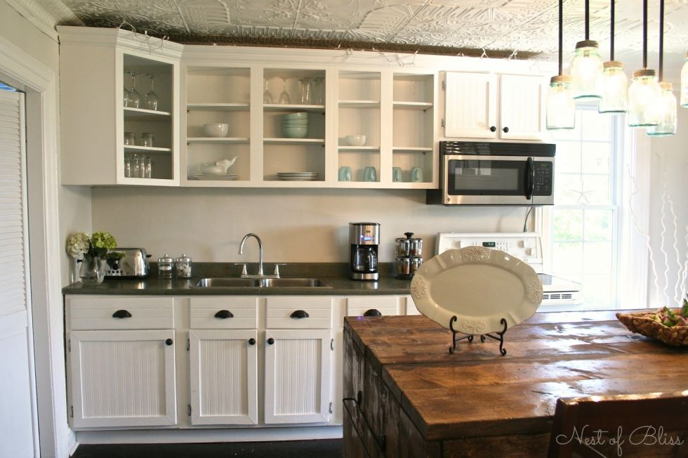 Cute diy kitchen cabinets diy kitchen cabinet makeovers before and after hmlwmnq