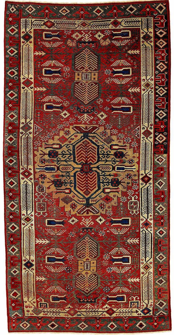 Cute oriental carpets | turkish rugs: karapinar carpet fragment 17th century lxofrdc